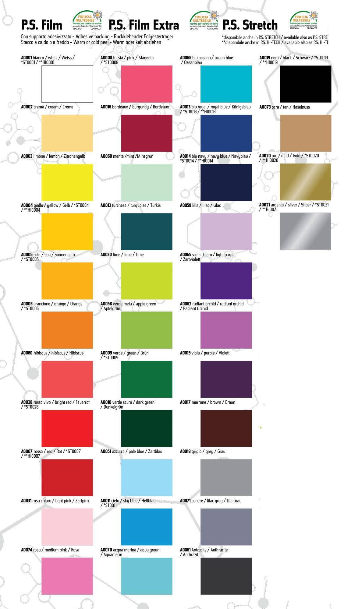 Index of wp contentuploads201609 siser ps film color chartg nvjuhfo Choice Image