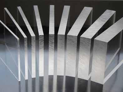 Akrylon Plexiglas Transparent de Extrudere