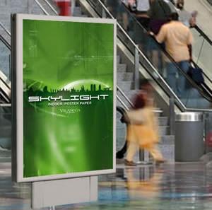 Skylight Poster Paper